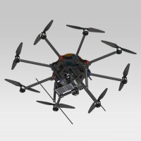 HTEC Professional FPV Octocopter ARF TV Photography Multicopter (with Motor ESC)