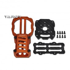 Tarot TL9602 25mm Motor Mounting Plate Set Orange for Multicopter Hexa Octocopter