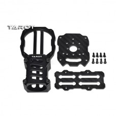Tarot TL9603 25mm Motor Mounting Plate Set Black for Multicopter Hexa Octocopter