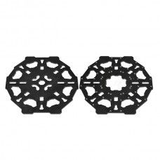 Multi Rotor Helicopter Part FY1000 Tarot 3K Pure Carbon Center Cover Board Set TL100B03