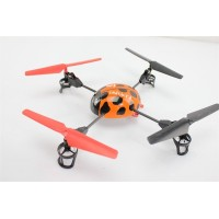 WL V929 Big Ladybird RTF 4-rotor Beetle Quadcopter With Transmitter 2.4GHz
