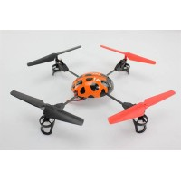 WL V929 Big Ladybird BNF 4-rotor Beetle Quadcopter Without Transmitter