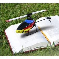 Nine Eagles solo pro 125A 2.4G 6CH Mini 3D RTF Helicopter (include J6 transmitter)