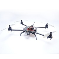 MWC APM 2.5 Rabbit X-Mode AeroQuadcopter Carbon Fiber Alien Multicopter 500mm Quadcopter Frame Kit