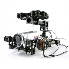 Stormeye FPV Brushless Camera Gimbal  Two Axis with 2pcs Motor for Mini SLR 5N GH2 GH3 FPV Camera Mount