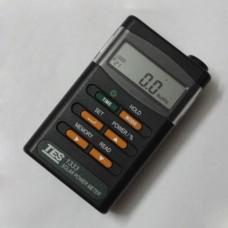 TES-1333 Solar Power Meter 400-1100nm 4 Digit Display Solar Power Meter