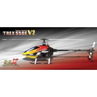 Align TREX 550E Combo V2 3GX RC HElicopter KX021008