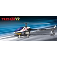 ALIGN TREX 600 Nitro V2 Limited Edition KX0160NPLA helicopter
