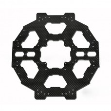 Tarot FY680 Adapter Cover Carbon Fiber Plate TL68B03 for FY680 Hexacopter/Quadcopter