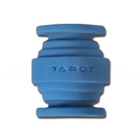 Tarot TL100A18 Shock Absorbing Rubber Ball Blue Tarot PTZ Pan tilt Suspension Ball 2Pcs blue TL100A18