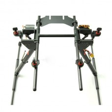 DJI F330/F450/F550 S800 Retractable Landing Gear For The S800 Spreading Wings HexaCopter(Newest Simple Version)