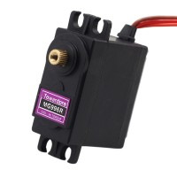 11kg High Torque MG996R Digital Metal Gear RC Servo For Robotic Helicopter Car Boat Airplane