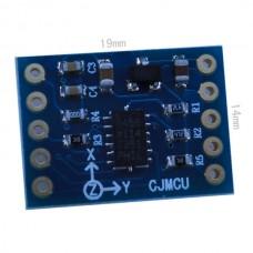 ADXL345 3-Axis Digital Acceleration of Gravity Tilt Module for Arduino 5pcs/lot