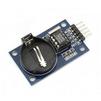 Brand New DS1302 Real Time Clock Module Data Storage TTL Compatible (Battery not included)