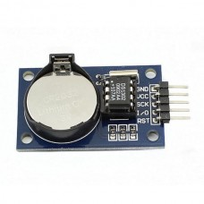 Brand New DS1302 Real Time Clock Module Data Storage TTL Compatible (Battery included)