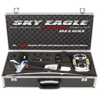 Nine Eagles mini Cessna RC plane ( blue 2.4GHz Deluxe Edition )