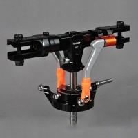 Tarot 450DFC RC Helicopter Parts Split Lock Rotor Head Assembly Kit TL48025-01 Black