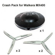 Crash Pack for Walkera MX400 Helicopter