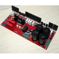 LM4702 +1943 / 5200 Power Amplifier Board 200W +200 W TT1943/TT5200 Chip