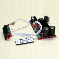 YJ TDA8954+PGA2311 210W+210W Class D Amplifier Board+Remote Control