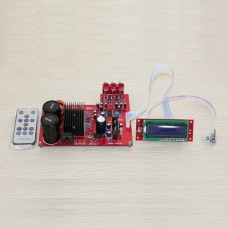 TDA8950 +Remove control +LED Display 120W+120W Digital Amplifier Board