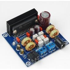 TA2020 Class T Audio Power Amplifier/AMP Board 9-14V 25W