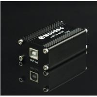 Wosong U202 U-202 CD Sound USB Digital Audio Sound Card Coaxial Fiber AC3DTS5.1 spdif Source