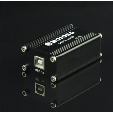 Wosong U202 U-202 CD Sound USB Digital Audio Sound Card Coaxial Fiber AC3DTS5.1 spdif Source