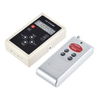 94 Modes RF6803 Controller with Remote Control for 12V Dream LED Strip