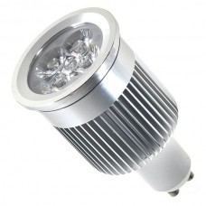 GU10 LED Light with 5 LEDs Light Bulb