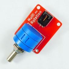 Arduino Multi-turn Rotation Potentiometer Module Rotary Sensor