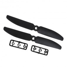 1 Pair Gemfan 5030 2-Blades Propeller for Micro QuadCopter-Black