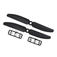 1 Pair Gemfan 5030R 2-Blades Propeller for Micro QuadCopter-Black