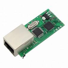 RS232 TTL to Ethernet TCPIP RJ45 Converter Module