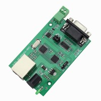 RS232 RS485 to TCP/IP Ethernet Serial Device Server Module Converter