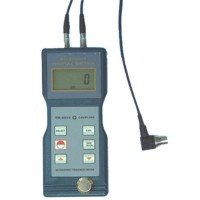 Digital Testing Meter TM-8810 Microprocessor Ultrasonic Wall Thickness Gauge Meter Tester Steel PVC