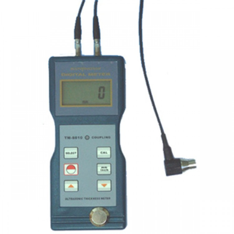 0.01mm Ultrasonic Wall Thickness Gauge Meter Tester Steel PVC Testing TM-8816C