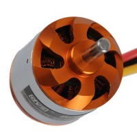 D2836 RC 750/880/1120/1500KV Outrunner Brushless Motor for Quadcopter Hexacopter