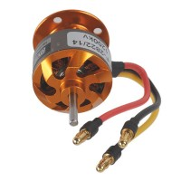 CF2822 RC 1200/1534/2840KV Outrunner Brushless Motor for Quadcopter Hexacopter