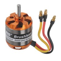 D3542 1000/1250/1450KV Outrunner Brushless Motor for Multicopter for Quadcopter Hexacopter
