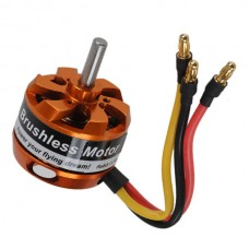 D3530 RC 1100/1400/1700 KV Outrunner Brushless Motor for Multicopter  Quadcopter Hexacopter
