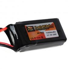 1350mah 11.1V 20C LIPO li-po Battery Parrot AR Drone AR.Spare Upgrade Battery