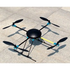 LOTUSRC T580 ARF Quadcopter Aircraft with ESC Motor Propeller FC
