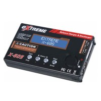 SkyRC EXtreme X-605 Battery Charger / Discharger (DC input)