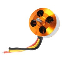 2208-17 1500KV Outrunner Brushless Motor for RC Helicopter 4-Pack