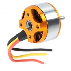 2208-17 1200KV Outrunner Brushless Motor for RC Helicopter 4-Pack