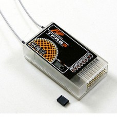 FrSky TF8-S TF Receiver 2.4GHz Radio System FASST Compatible