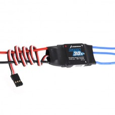 30A Build-in BEC 2A Brushless ESC Hobbywing Program Quad-Rotor Multi RC Helicopter