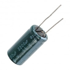 35V 2000uf Electrolytic Capacitor 10-Pack