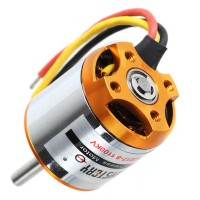 2217-8 1100KV Brushless Outrunner Motor for Helicopter Quadcopter Multicopter 4-Pack